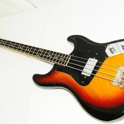 Guyatone EB-25 Bizarre Electric Bass Ref No 2427 for sale