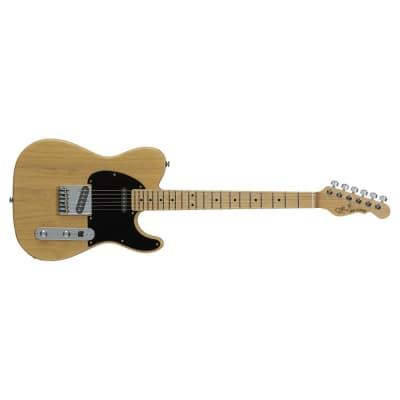 Guitarra G&L Fullerton Deluxe ASAT Classic ButterScotch