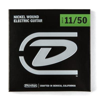 Dunlop Nickel Wound 11-50 (10 Sets)