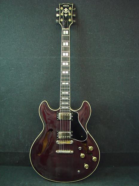 vintage yamaha sa2000 wine red electric guitar w case japan reverb. Black Bedroom Furniture Sets. Home Design Ideas