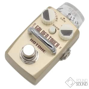 Hotone GOLDEN TOUCH Analog Overdrive for sale