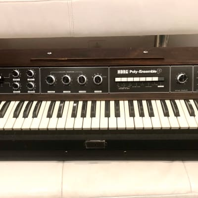 Korg Poly Ensemble P  60-Key Polyphonic Synthesizer