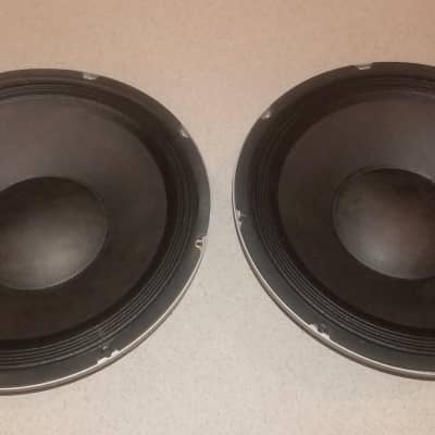 Madison Pair of Knight 12 Inch 8 Ohm Speakers 3