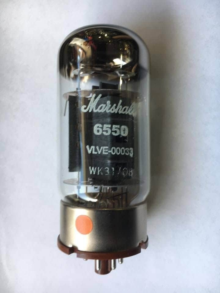 Marshall tube valve model no vlve  reverb