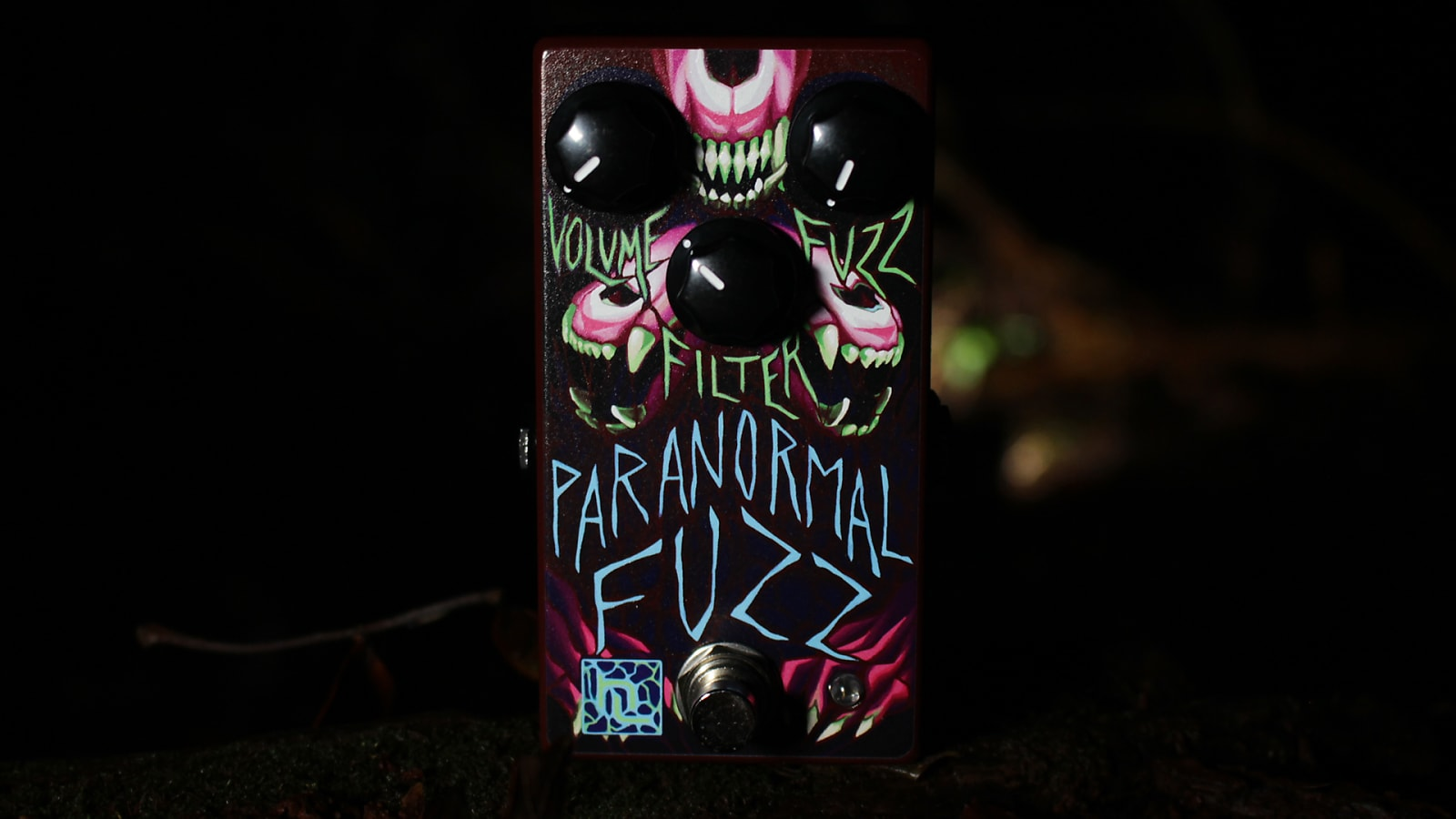 Haunted Labs Paranormal Fuzz V2 (Filtered Fuzz)