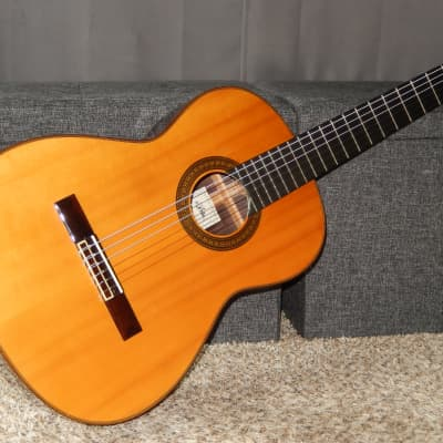 HAND MADE IN SPAIN 1999 - ARIA AC80S - SWEETLY SOUNDING CLASSICAL CONCERT GUITAR for sale