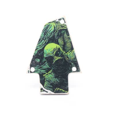 Truss rod cover fits made in japan Ibanez guitar fits RG 550 570 & more