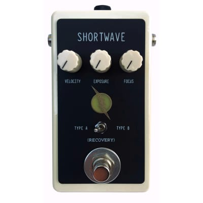 Recovery Effects Shortwave Pedal  Cold War Wire Spy Recorder  Emulation