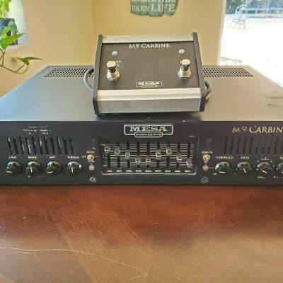 Mesa M9 Carbine Bass Amplifier Head