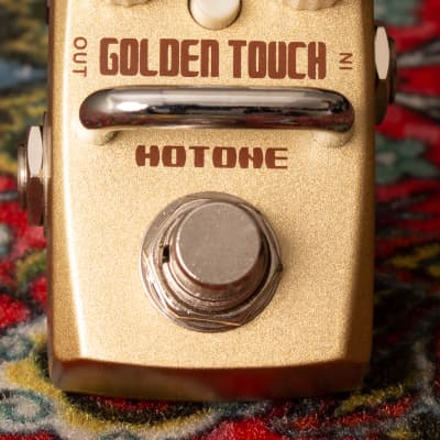 Hotone Skyline Golden Touch Overdrive for sale