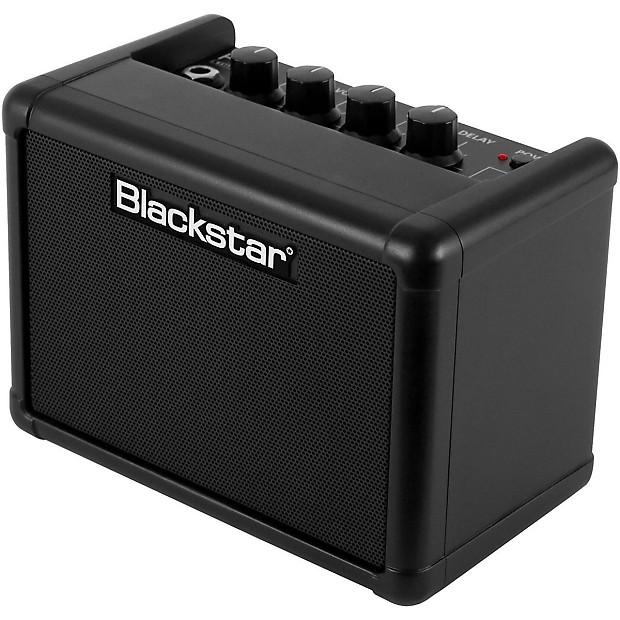 blackstar fly3 3 watt battery powered mini guitar amplifier reverb. Black Bedroom Furniture Sets. Home Design Ideas