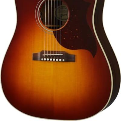 Gibson Hummingbird Studio Rosewood Rosewood Burst w/case