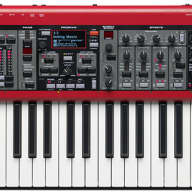 NORD ELECTRO 5HP HAMMER ACTION 73 NOTE KEYBOARD