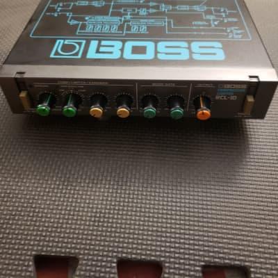 Boss RCL-10 Micro Rack Series Compressor Limiter