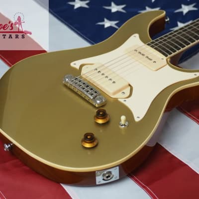 Giffin T Deluxe 2009 Gold Top for sale