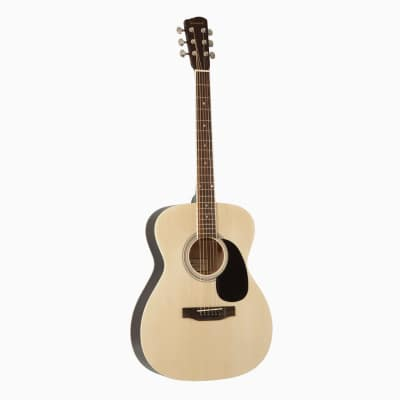 Savannah SGO-12-NA 000-Style Acoustic Guitar Natural for sale