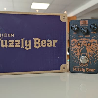 KMA Fuzzly Bear