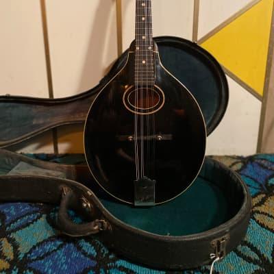 Gibson A-1 Mandolin with Orig Case 1924 Black