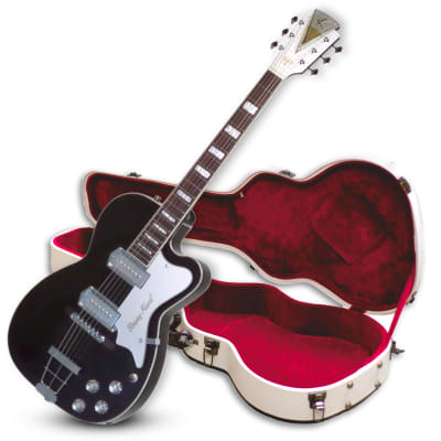 """Kay Collector's  Reissue Barney Kessel Signature """"Pro"""" Electric Guitar Free $60 Shipping & $250 Case"""