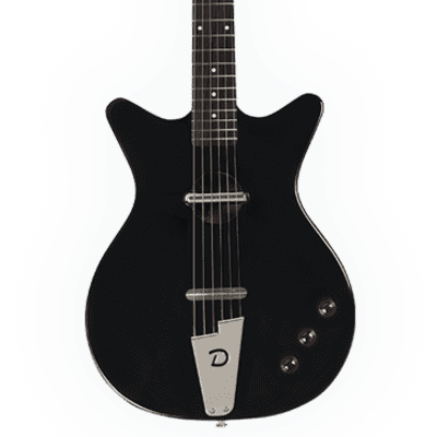Danelectro Convertible Black New, Free Shipping, CONV-BLK for sale