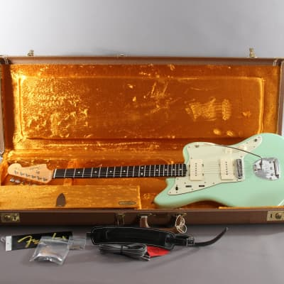 2006 Fender American Vintage 1962 Reissue Jazzmaster Surf Green '62 AVRI for sale