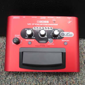 Boss VE-2 Vocal Harmonist Multi-Effect Unit