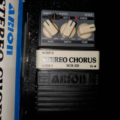 Arion SCH-ZD Stereo Chorus for sale