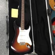 <p>2013 Fender American Standard Stratocaster  Stratocaster  2013 3 colour sunburst</p>  for sale