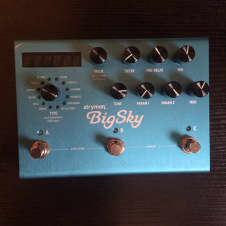 Strymon  Big sky