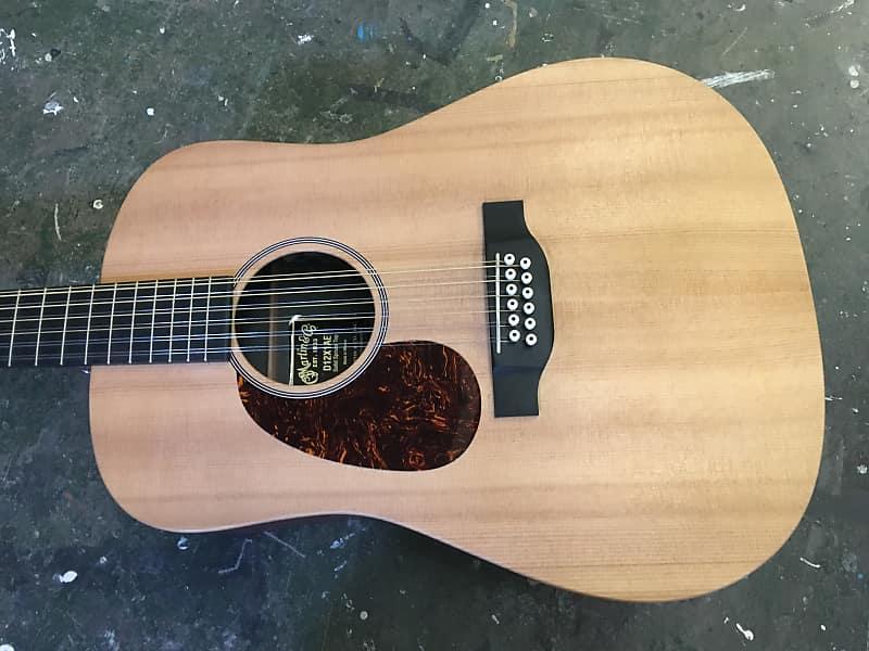 Guitars & Basses Acoustic Electric Guitars Martin 12 String D12x1ae Acoustic Electric Guitar Strong Packing