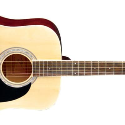 Jay Jr. Full Size Acoustic Guitar - Natural for sale
