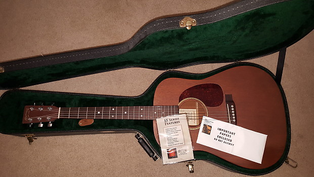 Martin D 15 Acoustic Guitar Martin And Co D15 Mahogany Reverb