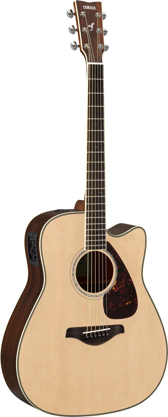 Yamaha fgx830c folk acoustic electric guitar reverb for Yamaha fg830 specs