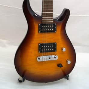 NEW Dillion Dagger DR522QT Quilt Top Electric Guitar for sale