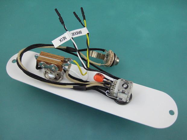 Telecaster Cabronita  Pawn Shop Volume  U0026tone Mod Wiring