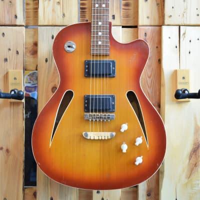Defil Jowita 80`s 3 Tone Sunburst for sale