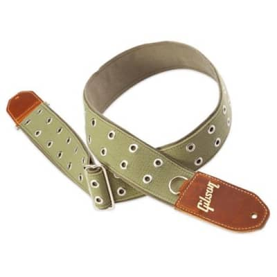Gibson Gear The Rivet Guitar Strap for sale