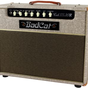 "Bad Cat Cub III 30R 30-Watt 1x12"" Guitar Combo with Reverb"