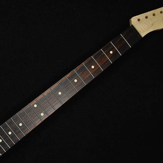 Musikraft Telecaster Flame Maple Rosewood Fingerboard Neck image