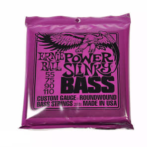 Ernie Ball 2831 Power Slinky Electric Bass Strings