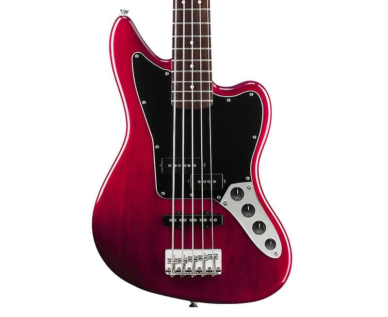 fender squier vintage modified jaguar bass v special reverb. Black Bedroom Furniture Sets. Home Design Ideas