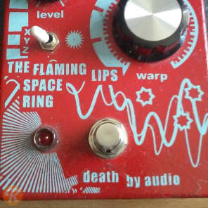 Death By Audio The Flaming Lips Space Ring