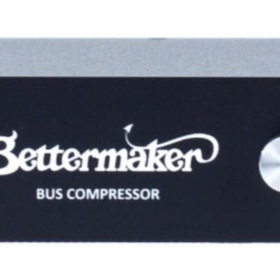 Bettermaker Bus Compressor