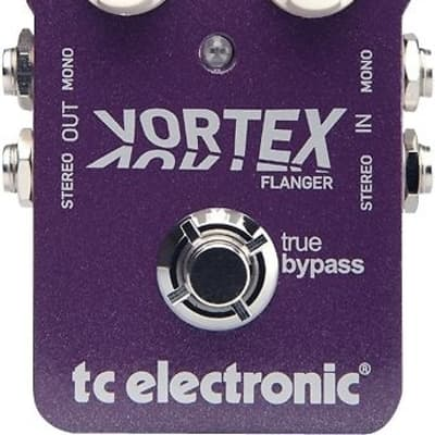 TC Electronic Vortex Flanger TonePrint Series