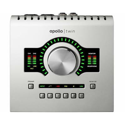 Universal Audio Apollo Twin USB DUO Heritage Edition 10x6 USB Audio Interface