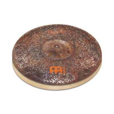 "Meinl Byzance Extra Dry 15"" Medium Thin Hihat, pair"