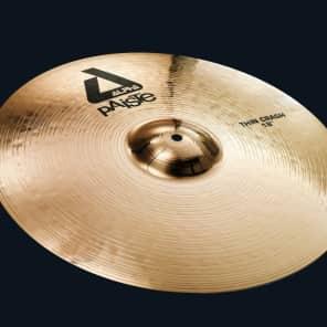 "Paiste 18"" Alpha Thin Crash Cymbal"