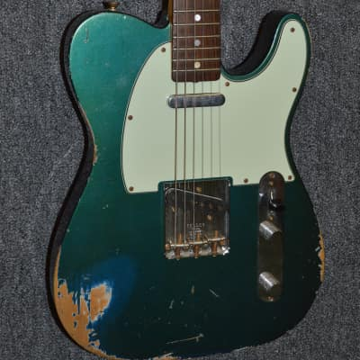 2013 Fender Custom Shop '67 Relic Telecaster - Sherwood Green for sale