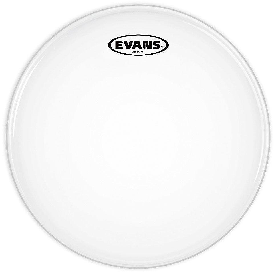 "Evans TT12G1 12/"" Genera G1 Clear Drumhead"
