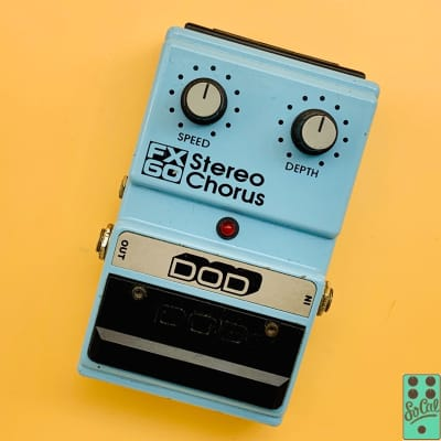 DOD FX60 Stereo Chorus Vintage 1980's for sale